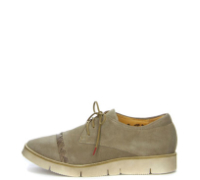 Think!: Sneaker, Amoi Taupe/Kombi Beige