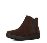 Fitflop: Chelseaboot, Superchelsea Chokladbrun